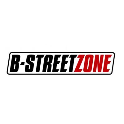 b streetzone logo just safe rijschool